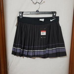Nike Maria Court Tennis Skirt CI9386 010 Sz L Tall